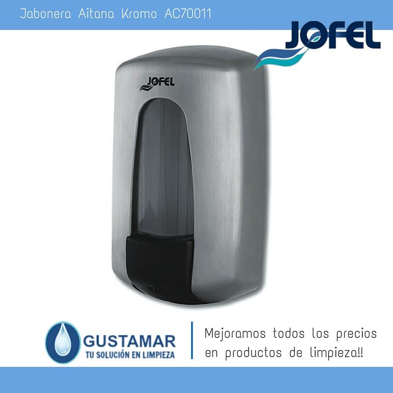 Jaboneras / Dosificadores Jofel AC70011