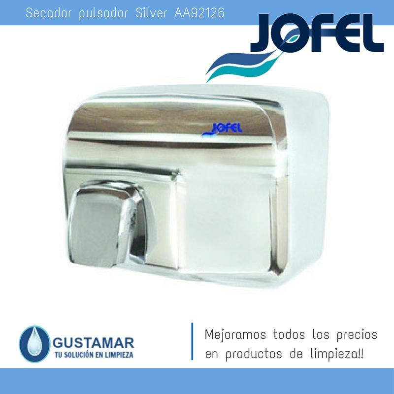 SECADORES DE MANOS/ SECAMANOS SILVER AA92126 JOFEL