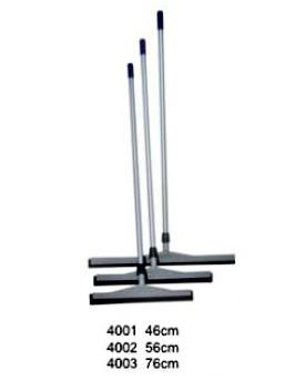 4001, 4002, 4003. Jalador de Neopreno Doble y Bastón de Aluminio. Medidas: 46 cm, 56 cm, 76 cm. Wonderfultools