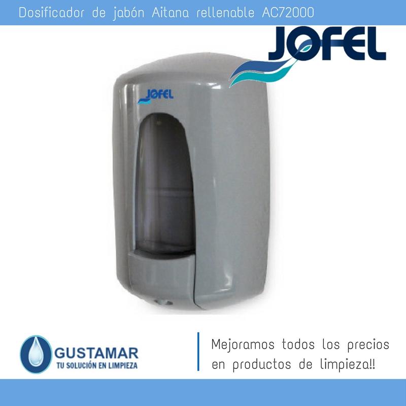 Jaboneras / Dosificadores Jofel AC72000