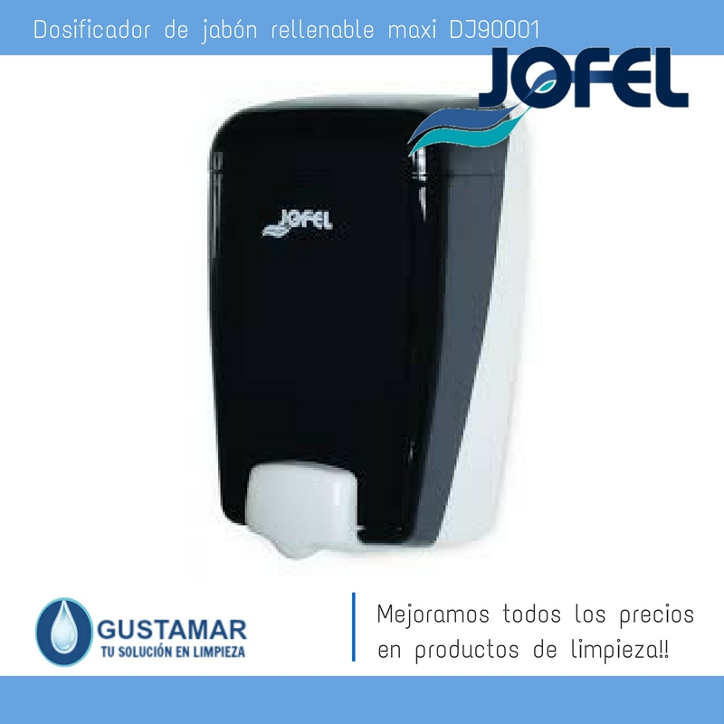 Jaboneras / Dosificadores Jofel DJ90001