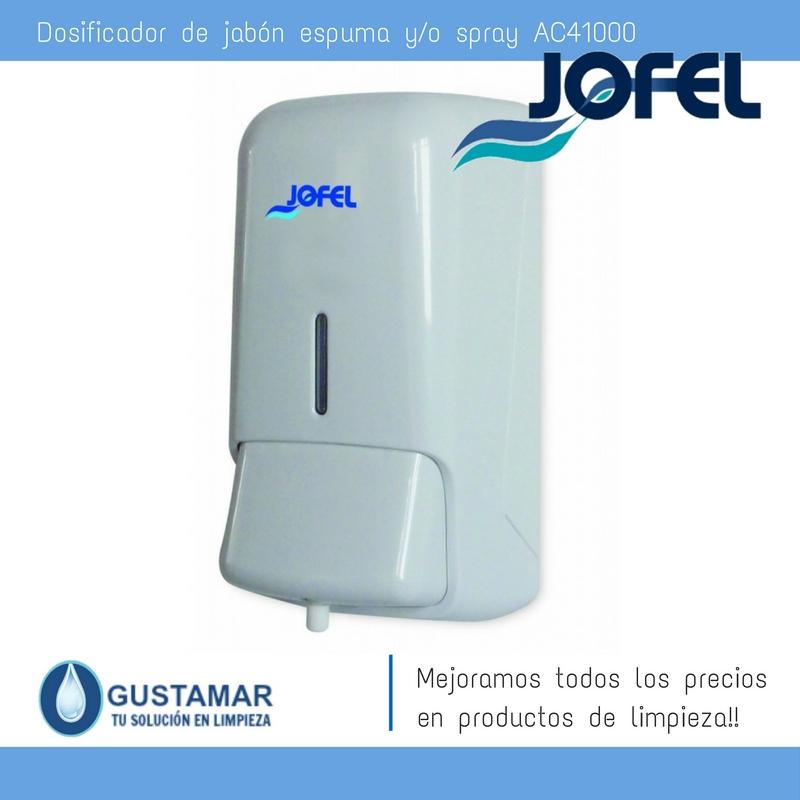 Jaboneras / Dosificadores Jofel AC41000