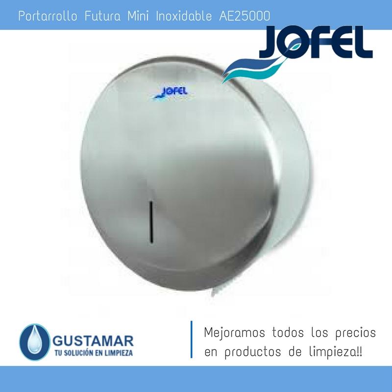 Despachador / Dispensador  de Papel Higiénico Institucional para Baño Jofel AE25000