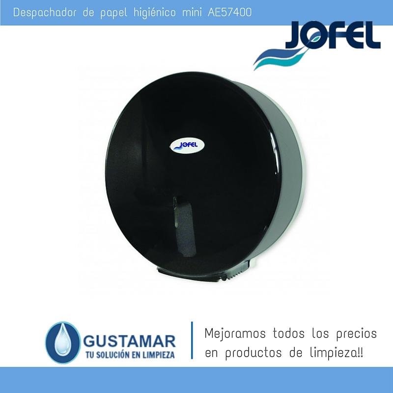 Despachador / Dispensador  de Papel Higiénico Institucional para Baño Jofel AE57400
