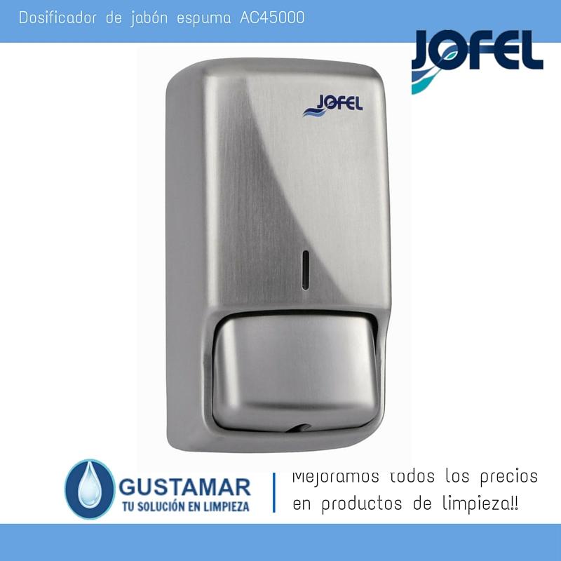 Jaboneras / Dosificadores Jofel AC45000