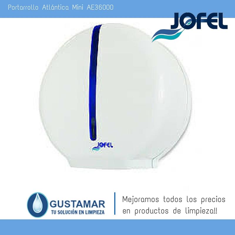 Despachador / Dispensador de Papel Higiénico para Baño Jofel AE36000