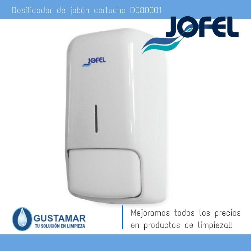 Jaboneras / Dosificadores Jofel DJ80001