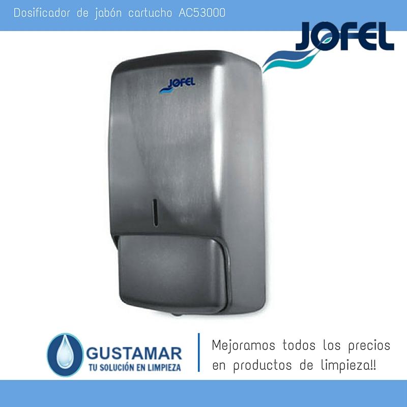 Jaboneras / Dosificadores Jofel AC53000