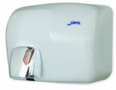 Secador óptico Ibero AA94126 Color: Blanco vitrificado Material: Acero/ABS Cubierta: Vitrificada Dimensiones en milímetros: Alto: 210 Largo: 280 Ancho: 220 Contenido por caja: 1 pieza