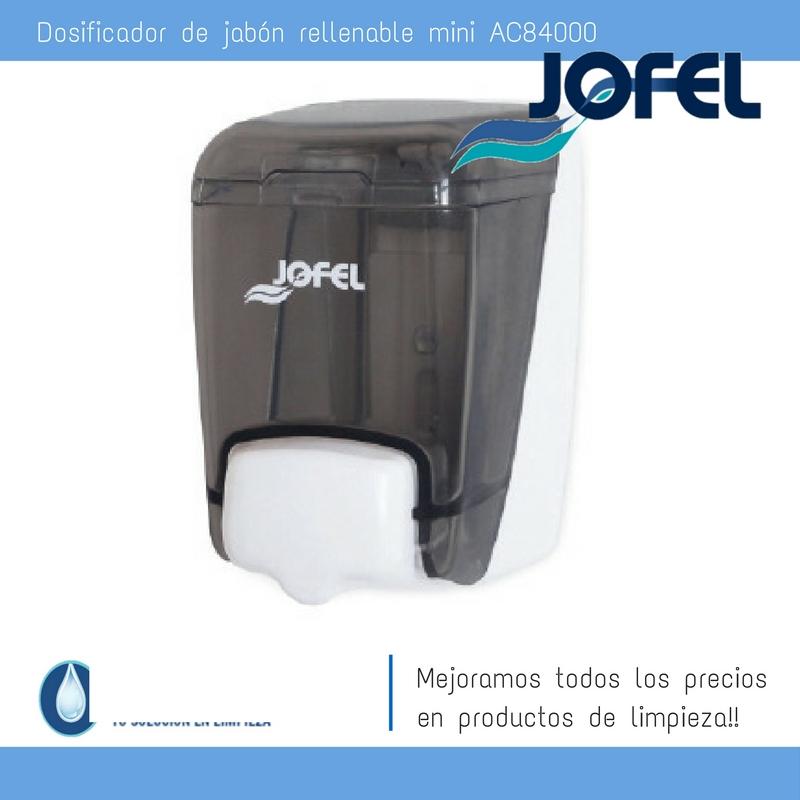 Jaboneras / Dosificadores Jofel AC84000