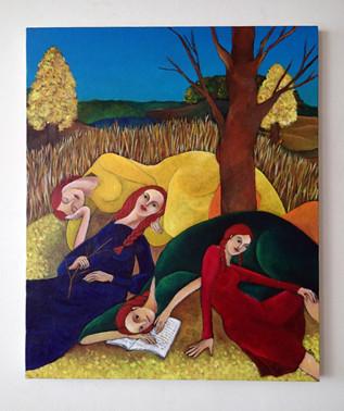陽だまり : F20 Canvas 2011