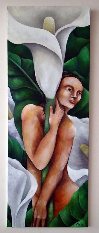 CALLA 2013 : F10 Canvas Oil 2013