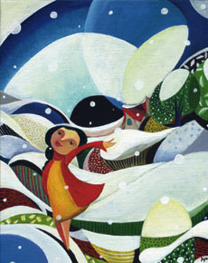 Snowdome : F3 Canvas 2011