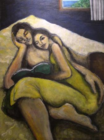 読書 : F20 Canvas 2007