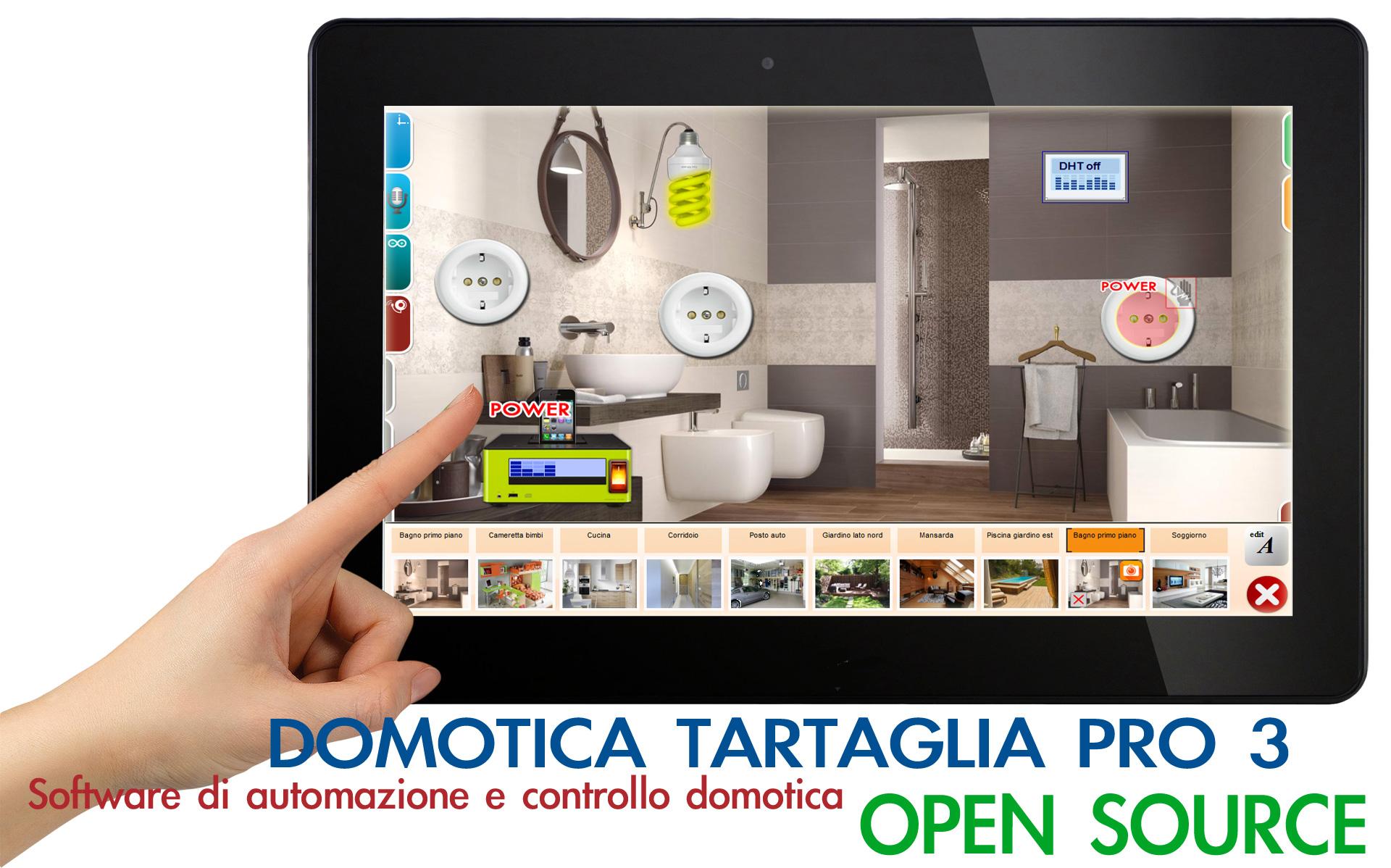Domotica dt pro labdomotic progetto e