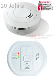 Bild: Ei Electronics Rauchwarnmelder