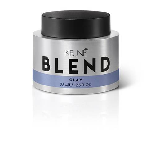keune clay blend matte stylingpaste hält die frisur verhindert glanz frecher look veränderbar restyling blend