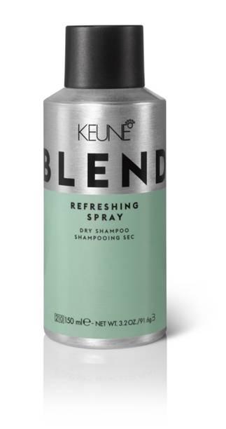 keune bend refresching spray Trockenshampoo Dry Shampoo trockene Haarwäsche auffrischen der frisur,