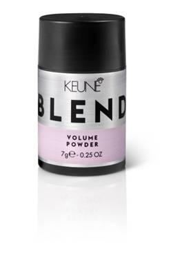 blend keune volume powder volumen textur toupieren, mit toupiereffekt