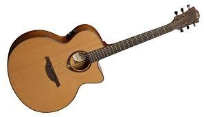 Guitare acoustique Lag