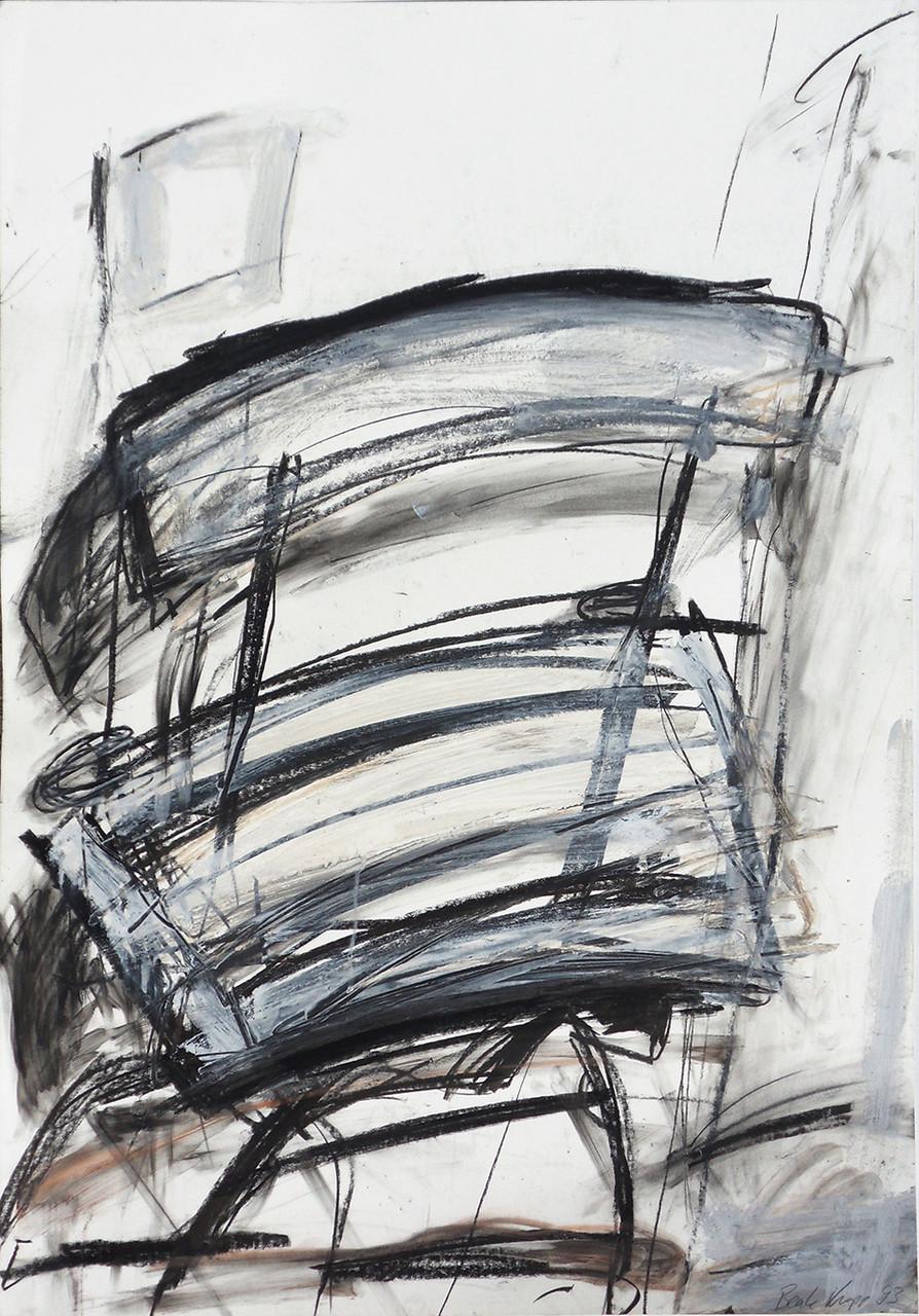 Klappstuhl  70 x 50 cm  1993