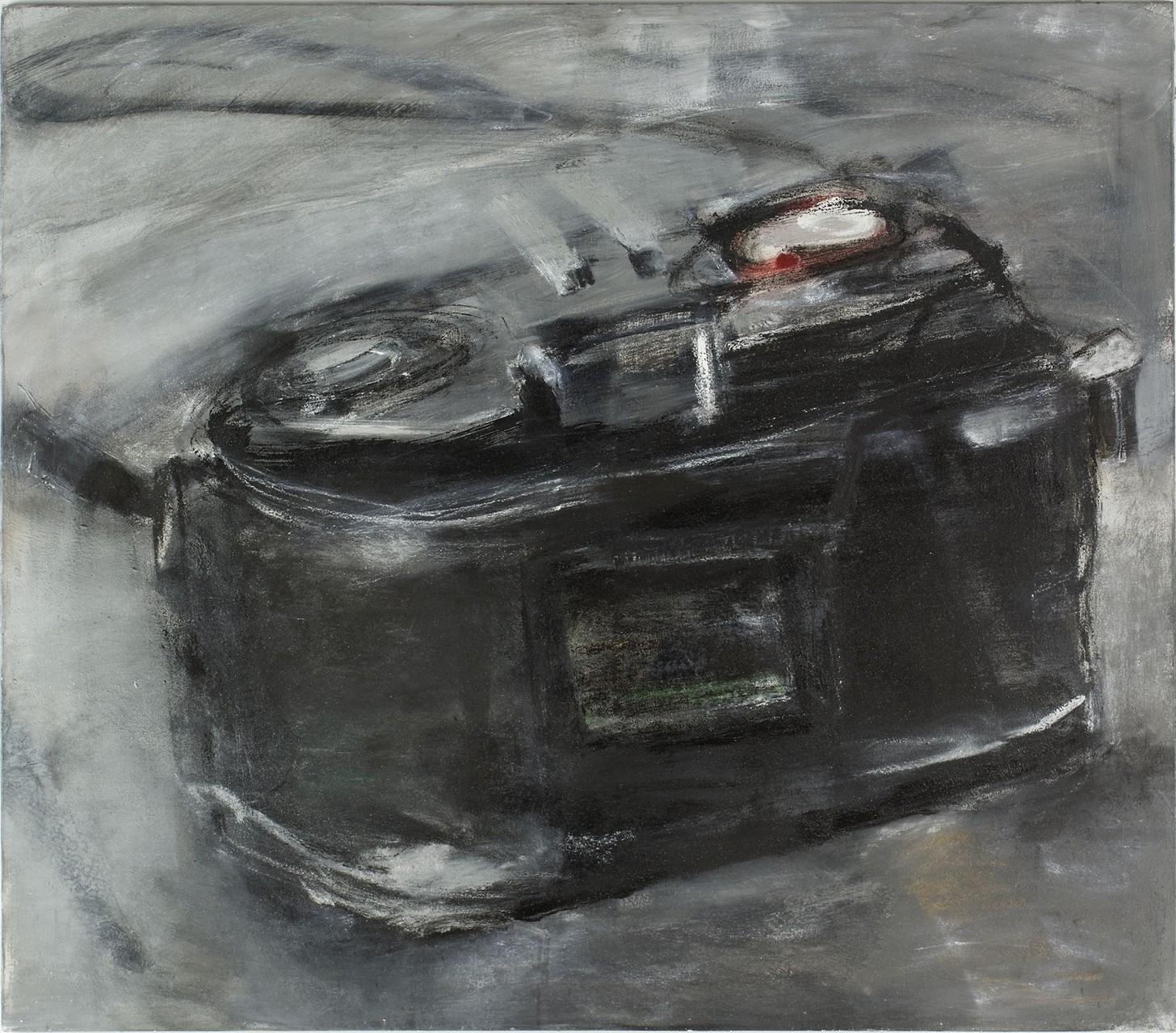 Fotokamera | 105 x 120 cm | 2002