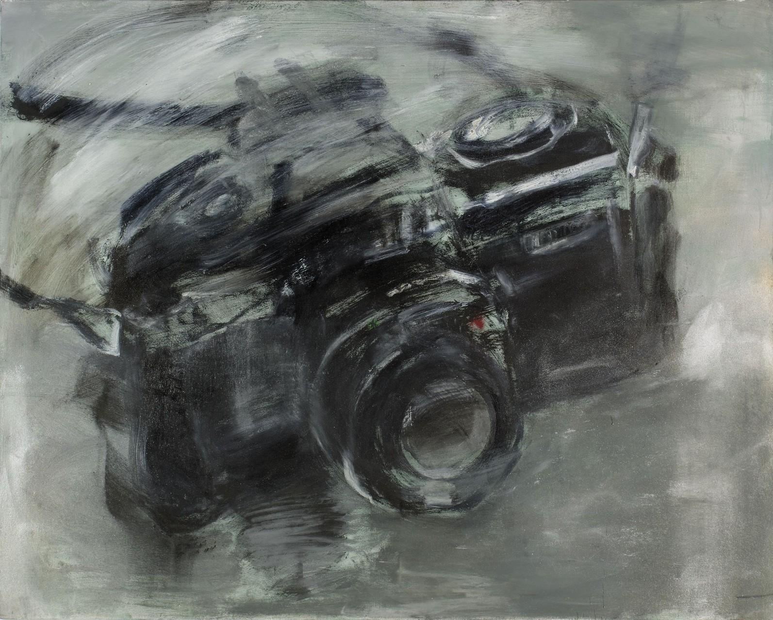 Kamera | 120 x 150 cm | 2003