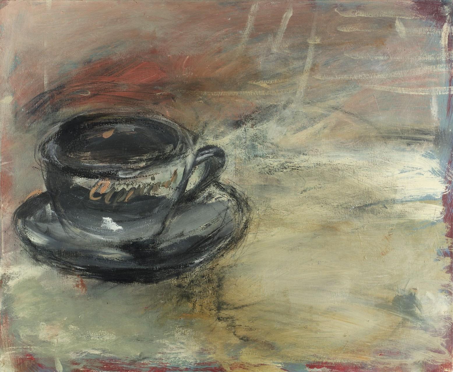 Cappuccino-Tasse | 105 x 120 | 2010