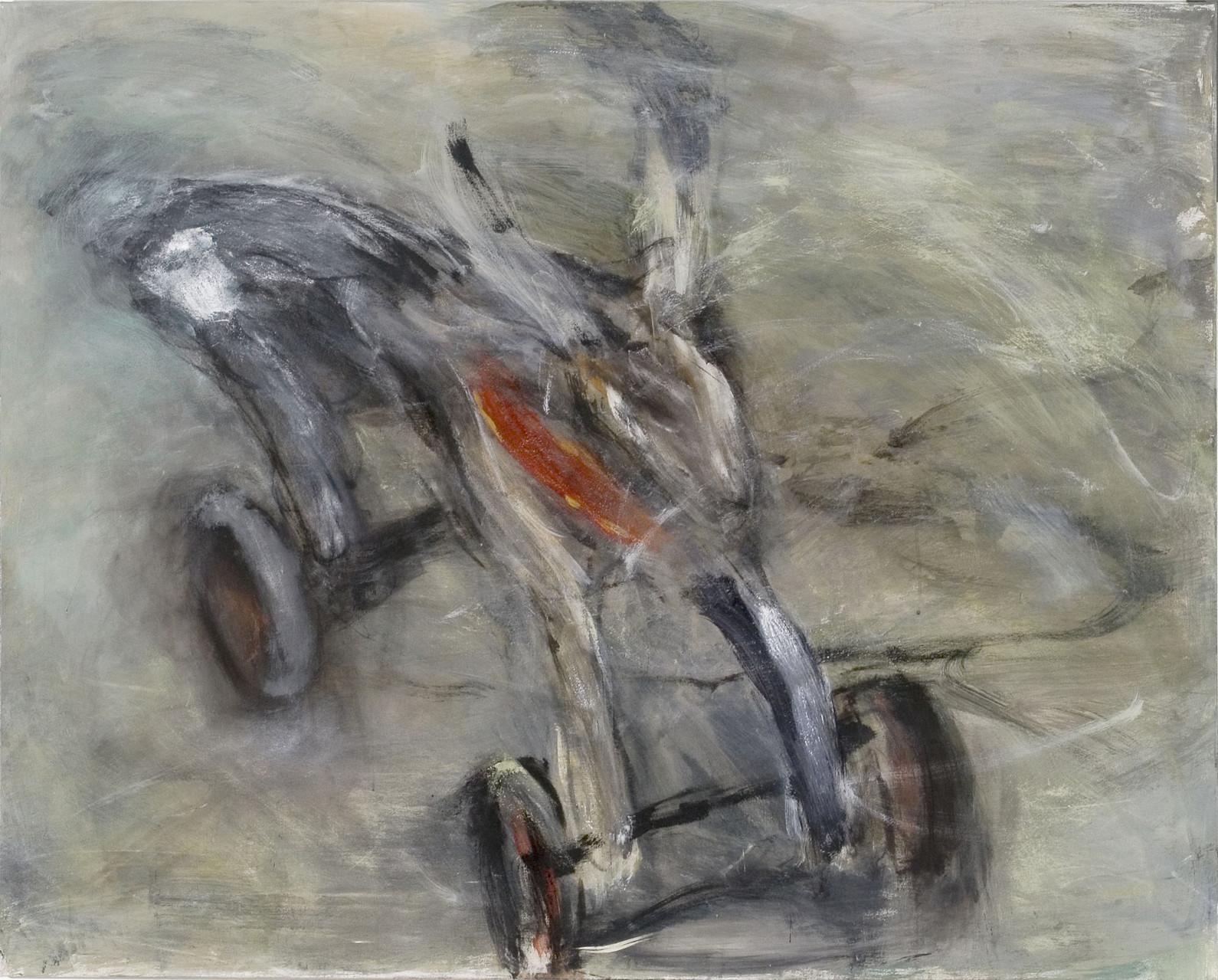 Hase | 120 x 150 cm | 2005