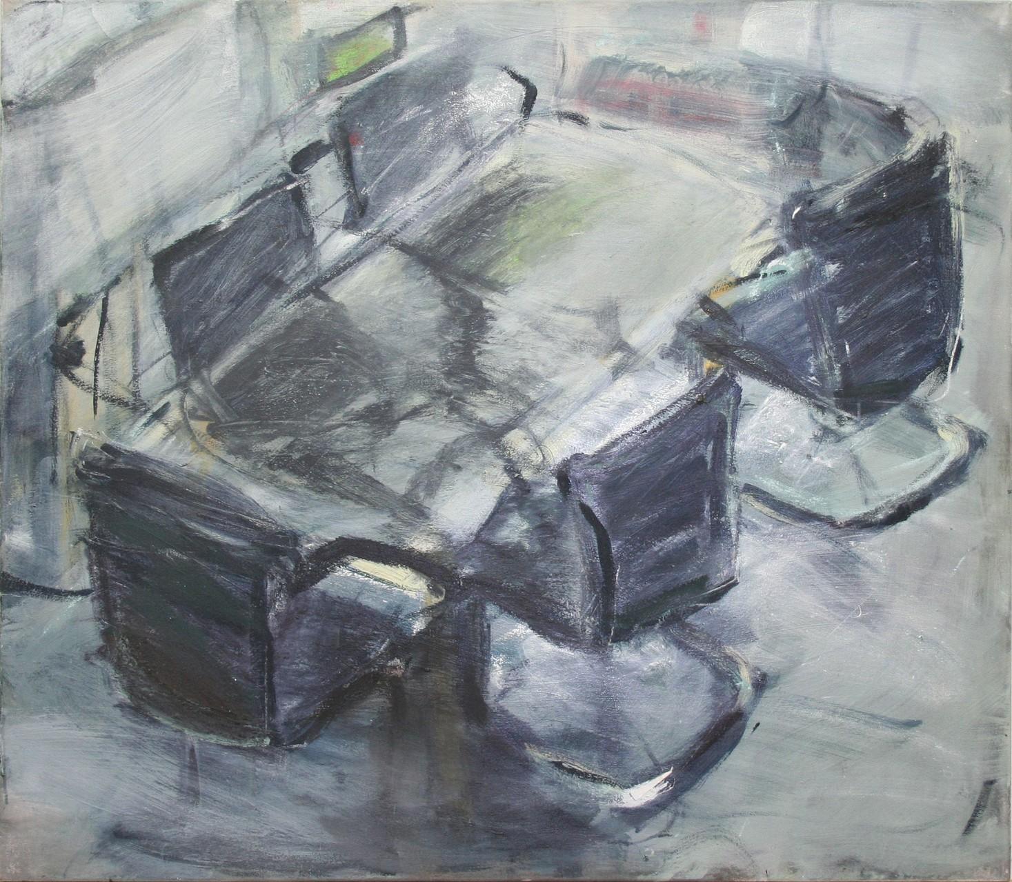 Chefsessel | 105 x 120 cm | 2008