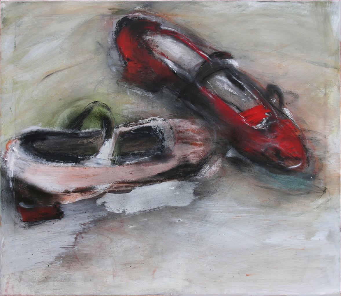 Zueinander | 105 x 120 cm | 2008