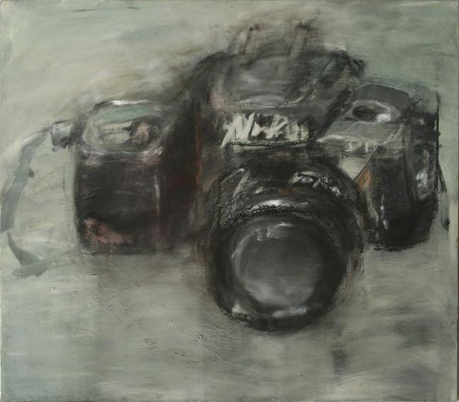 Kamera | 105 x 120 cm | 2002