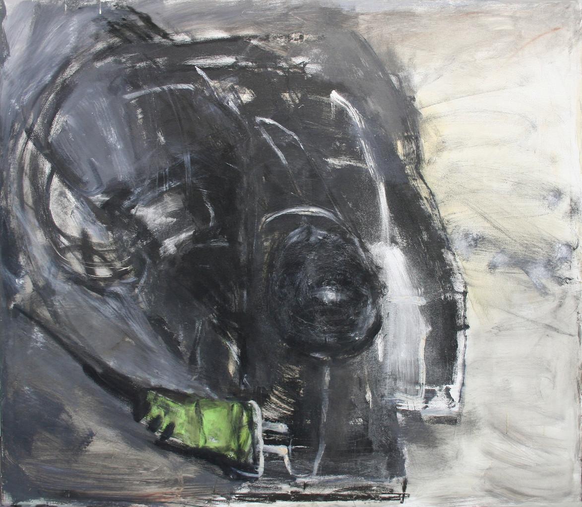 Hobel | 150 x 180 cm | 2000