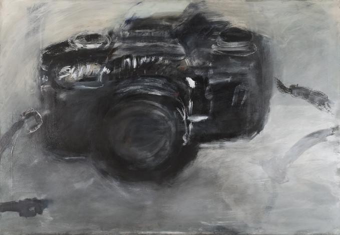 Kamera | 120 x 150 cm | 2006