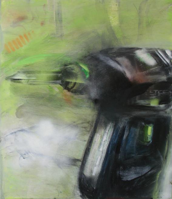 Schrauber | 120 x 105 cm | 2009