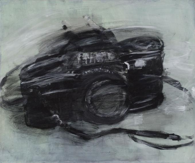 Kamera | 105 x 120 cm | 2005