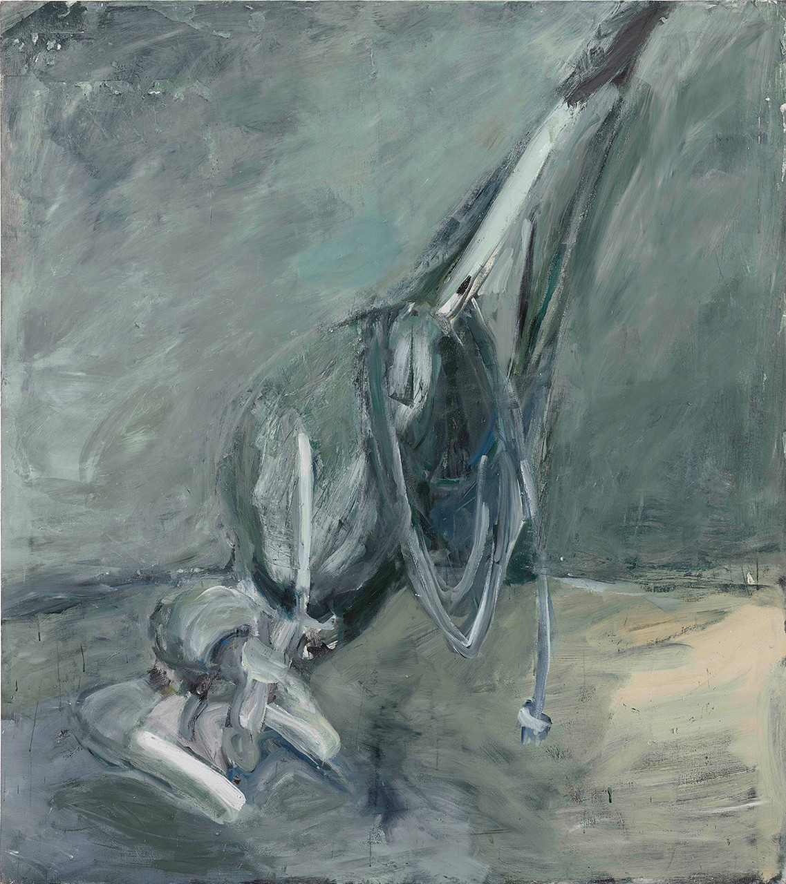 Staubsauger I 180 x 160 cm 1982