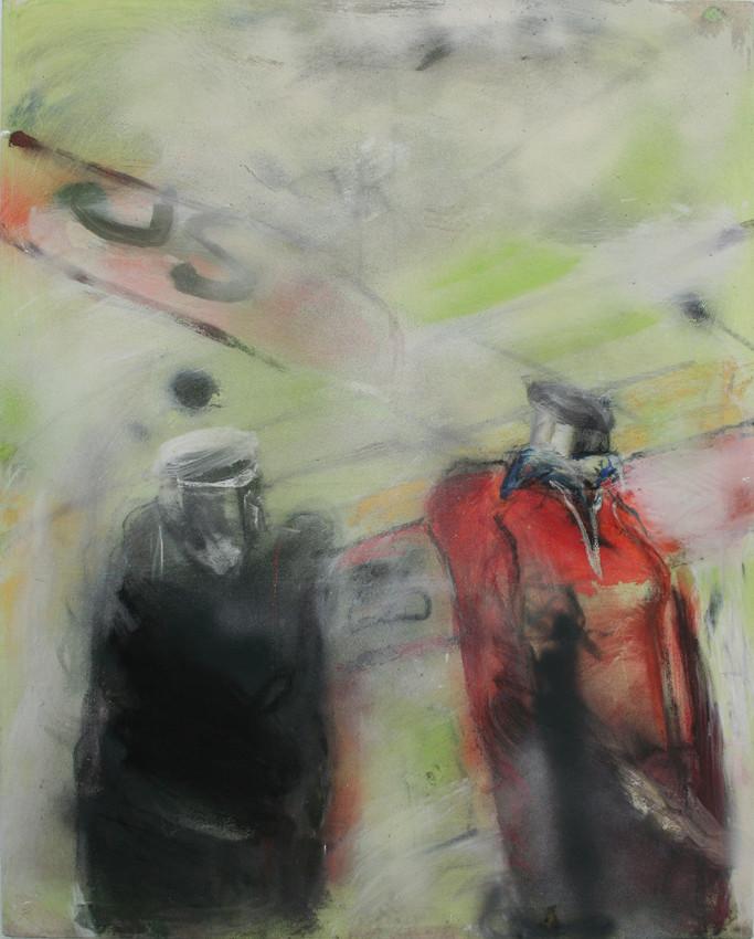 Schaufenster | 150 x 120 cm | 2009