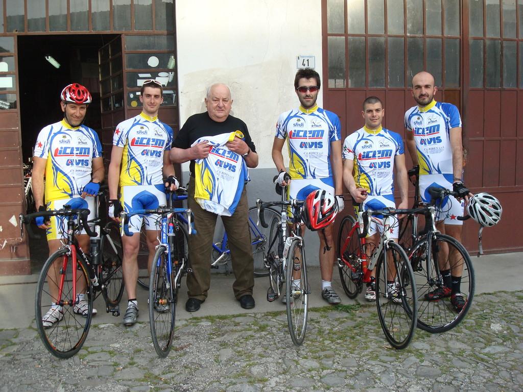 Dino, noi e le bici
