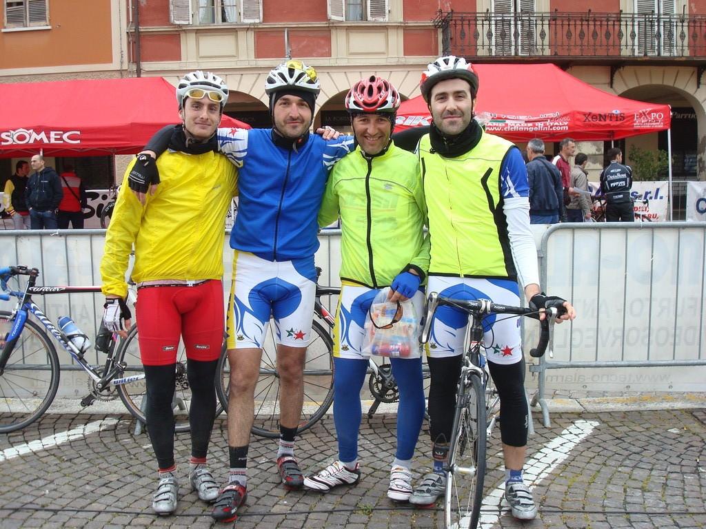 """I quattro """"eroi"""" del B-Team"""