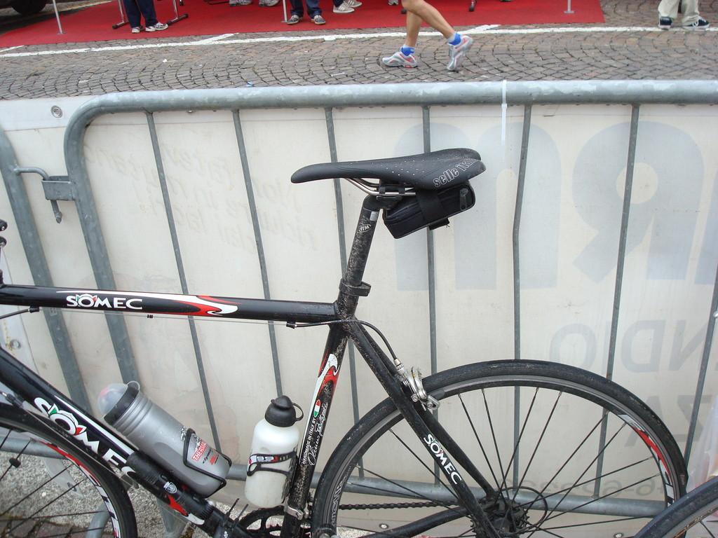 La bici Del Cavini... Puliamola!