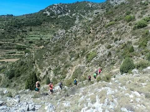 Ruta senderista Serra d'Engalceran