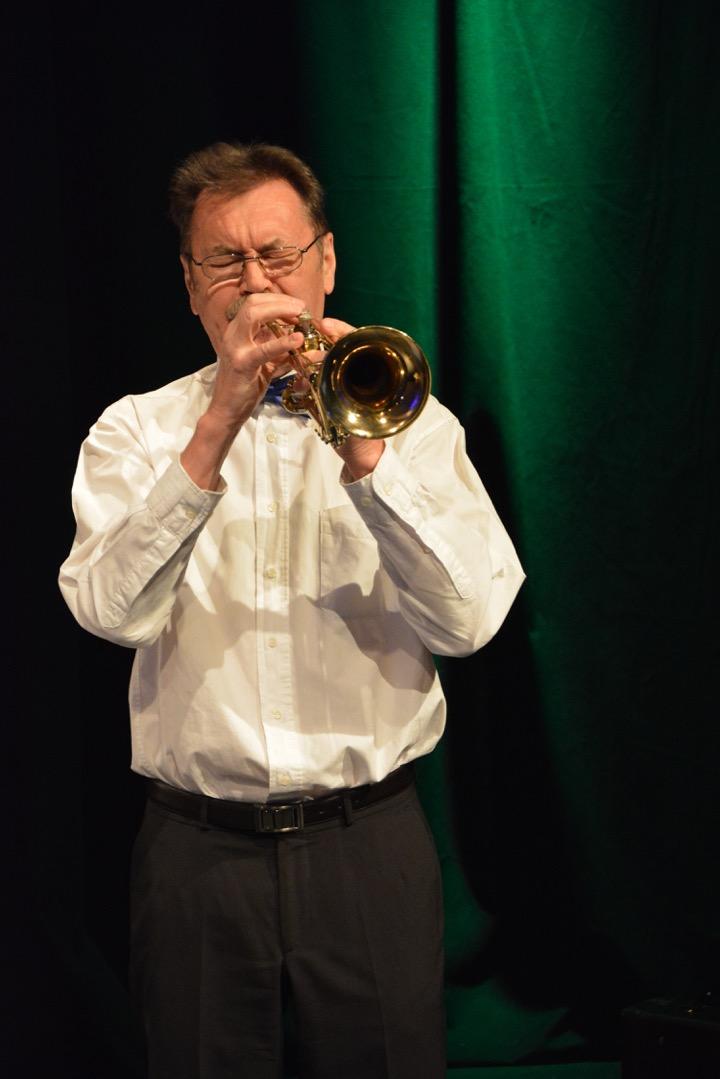 Ivan Kubias, trumpet/vocal
