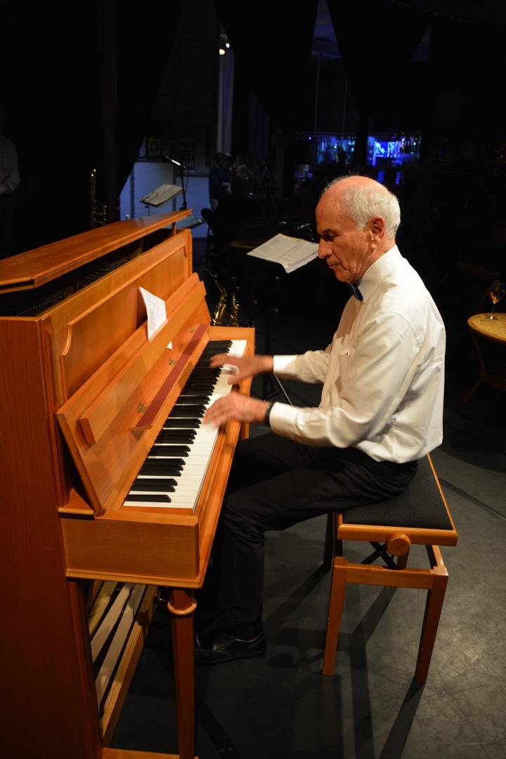 Marcello Bona, piano