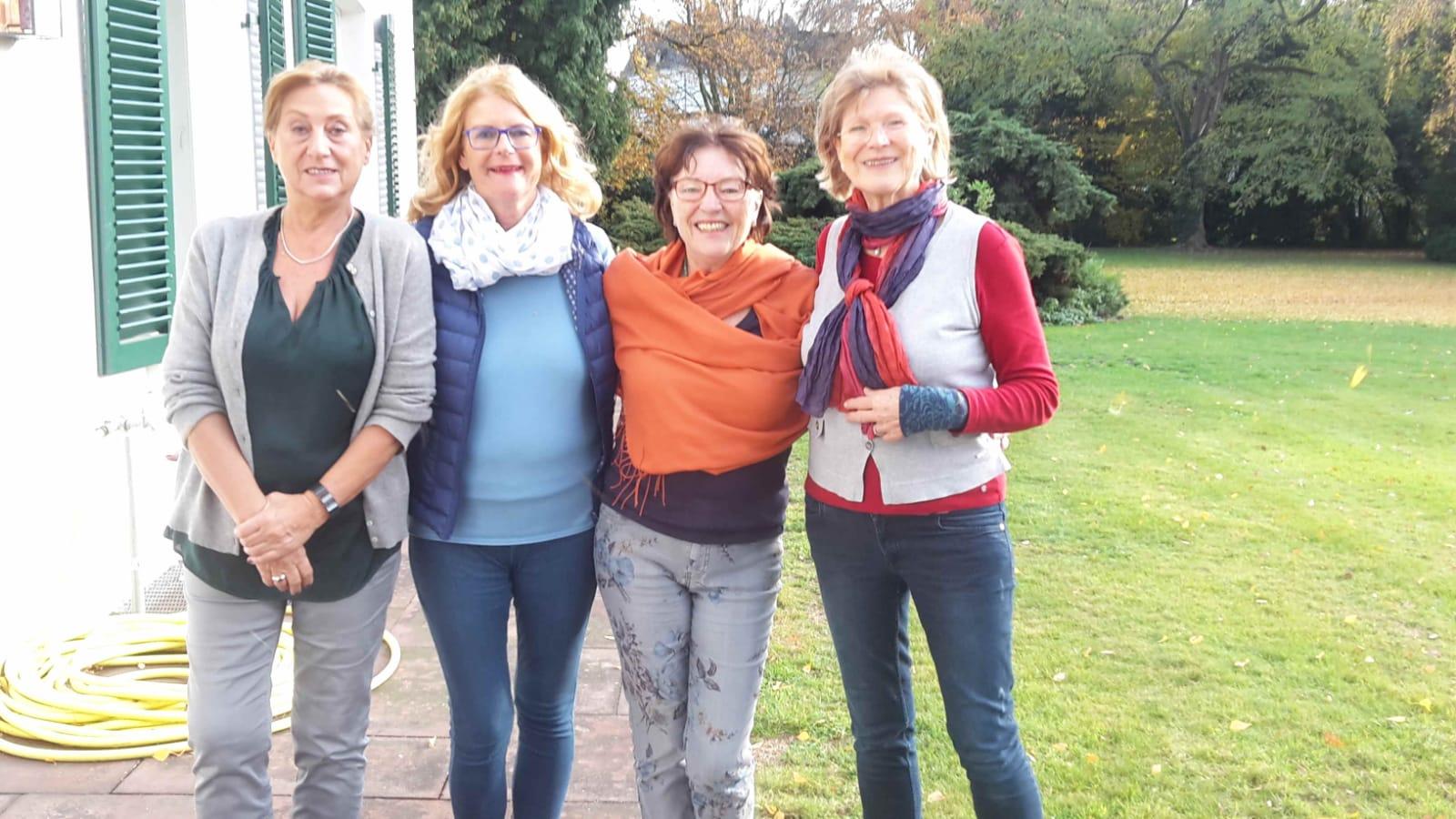 Brigitte, Marianne und Wilma
