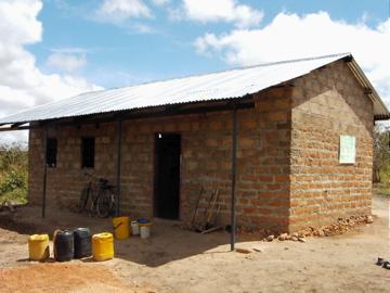 Die Vorschule in Nkonkwa