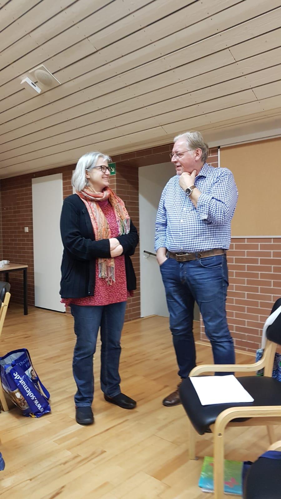 Ina und Jürgen