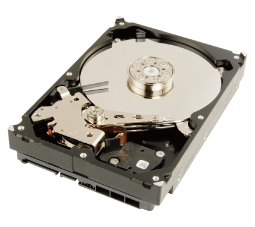 各種内臓HDDのデータ復旧