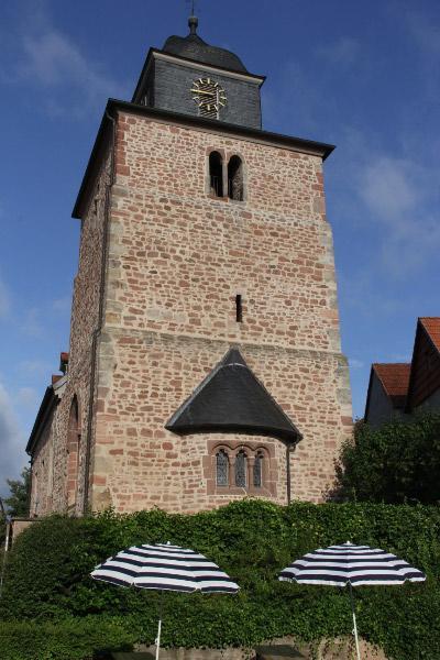 Bauernbarockkirche zu Ronshausen