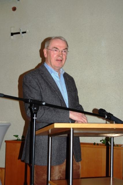 Reinhold Hocke von der Gemeinde Malsfeld